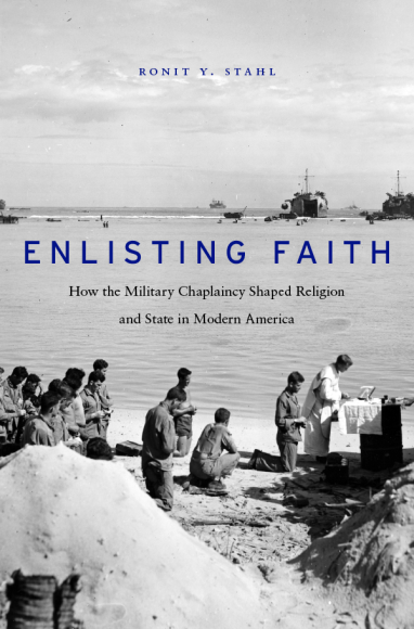 Enlisting Faith cover